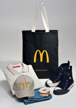 alexandre herchcovitch chiquero mc donalds uniforme