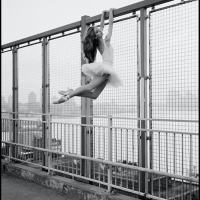 Ballerinas take over the Big Apple by Dane Shitagi