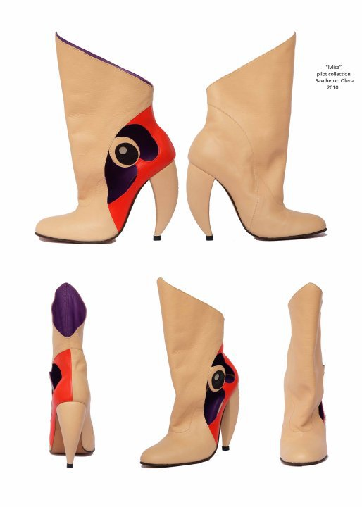 ivlisa bird inspired shoes