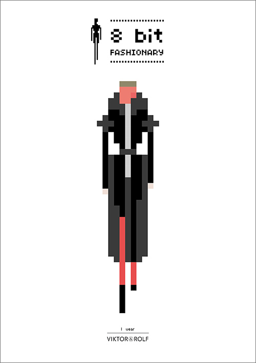 8 bit fashionary ,  brands pixel fashion
