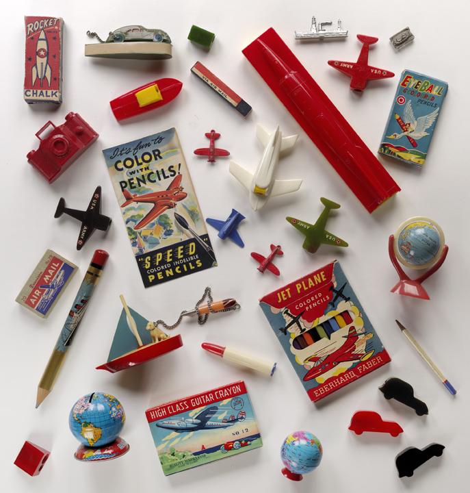 Bob_Van_Breda_Collections school pencil pens gadgets