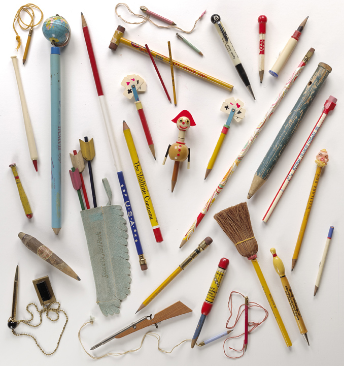Bob_Van_Breda_Collections school pencil pens gadgets