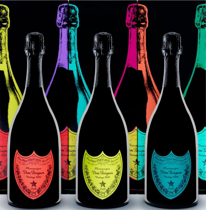 cool brands dom perignon
