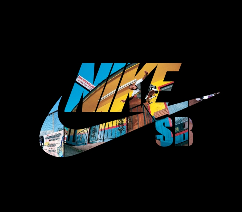 cool brands nike