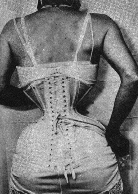 ethel granger vogue smallest waist