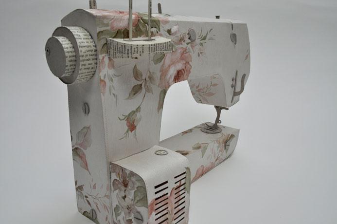 jennifer collier paper bernina machine