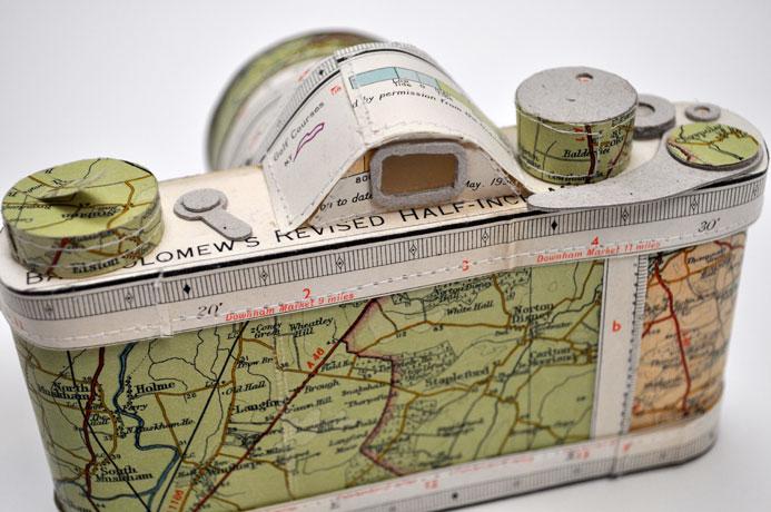 jennifer collier paper camera