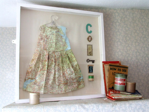 jennifer collier paper dress