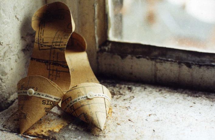 jennifer collier paper women shoes