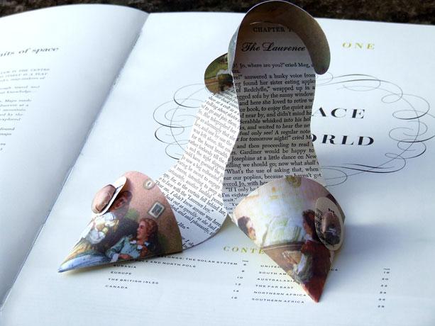 jennifer collier paper shoes