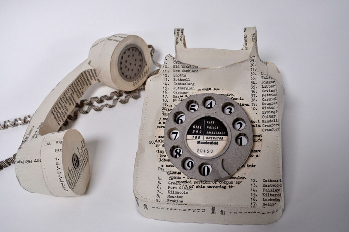 jennifer collier paper telephone