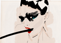 tom ford drawings chicquero