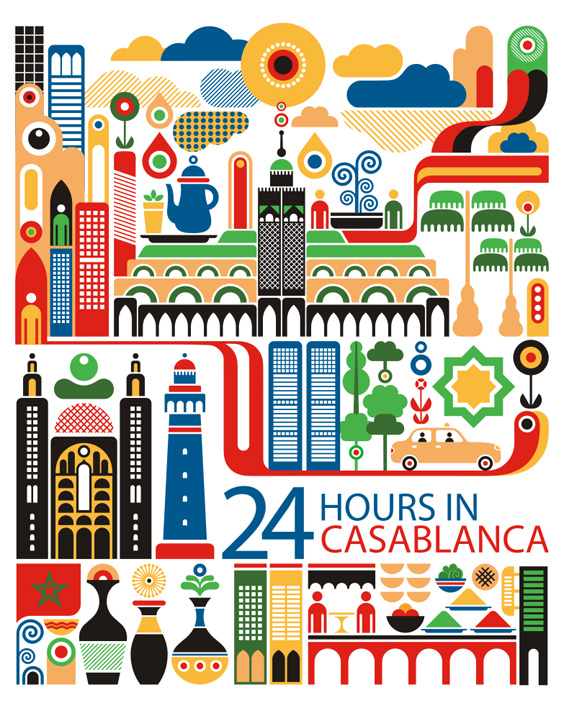 fernando volken togni  24 hours in casablanca