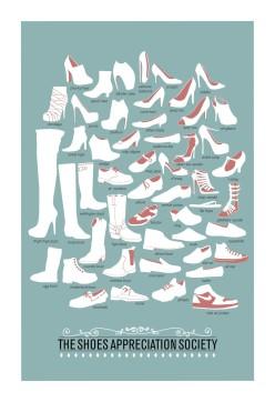 shoes appreciation society chicquero