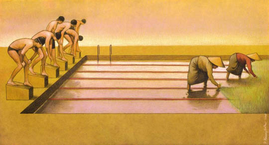 great drawings and illustrations by paul kuczynski