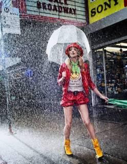 elle italia rain chicquero