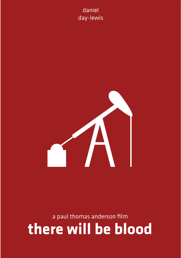 Cool Minimal Movie Posters Creative Poster Design Art