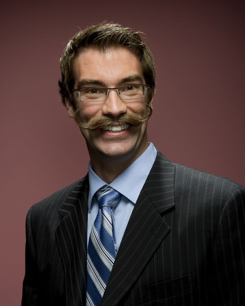 mustache dave mead hipster