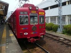 omosha densha toy train japan chicquero