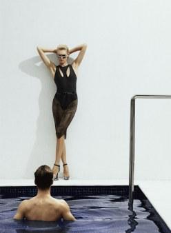 Zee Nunes Shirley Mallmann Harper's Bazaar Brazil chicquero