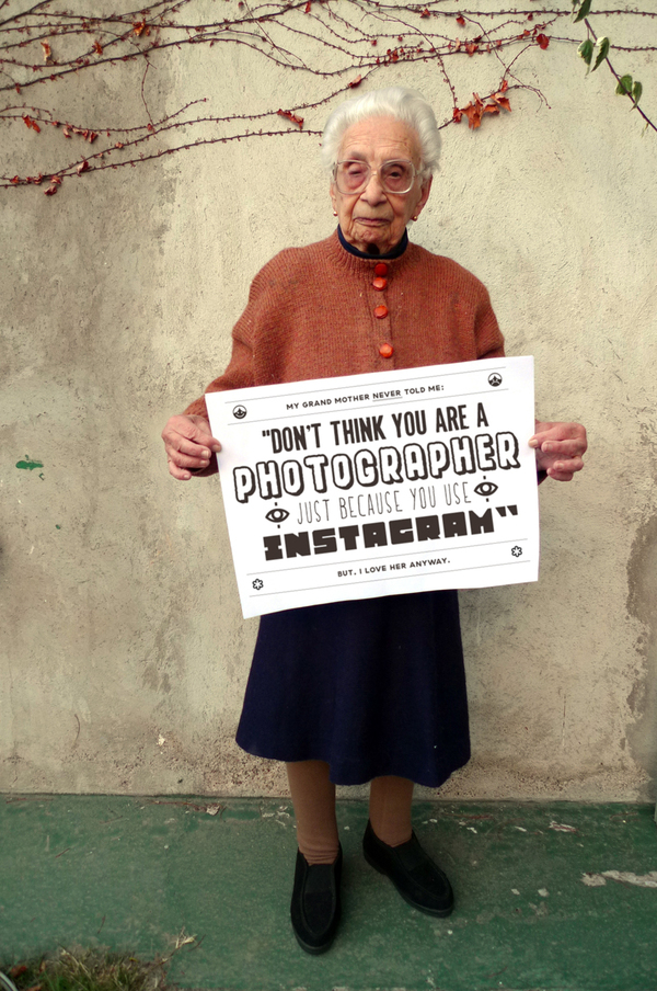 grandmother tips my grandmother never told me photographer instagram