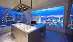 Contemporary Rooftop Apartment New York chicquero