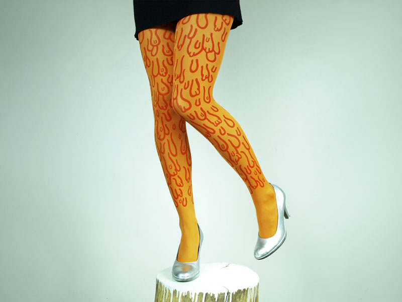 a fashion stockings les queues de serdines dress your legs up