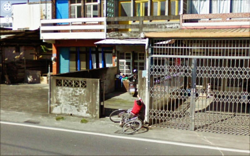 google street view , chaos  pictures , street photography