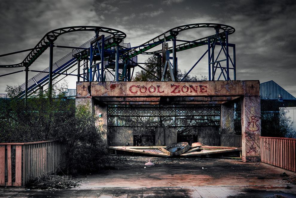 Abandoned Amusement Park Virtual Tour