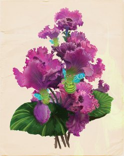 ronald kurniawan chicquero bouquet