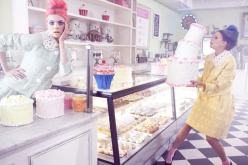 cake cupcake fashion chicquero