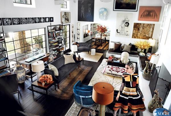 Vogue Home Decor when home decor meets fashion   chicquero
