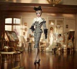 barbie fashion doll atelier chicquero