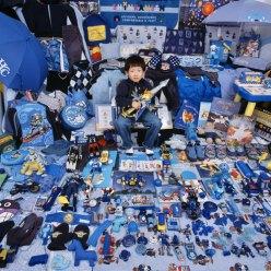 Jeong Mee Yoon cool photography chicquero blue