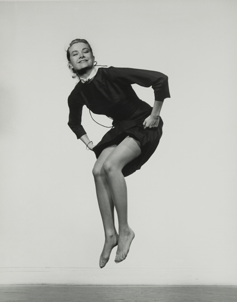 Jump 1959 by Philippe Halsman Grace-Kelly