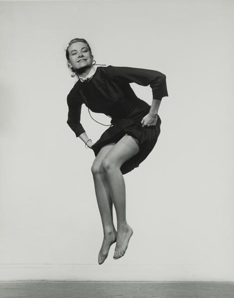 Jump 1959 by Philippe Halsman Grace-Kelly