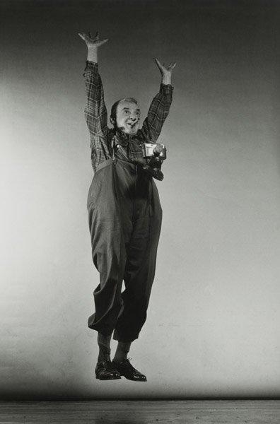 Jump 1959 by Philippe Halsman Weegee