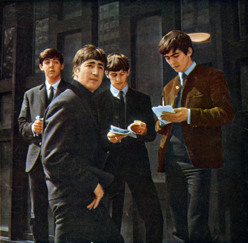 the beatles mania beatles photography