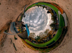 Josh Sommers - Stereographic Projections photography chicquero
