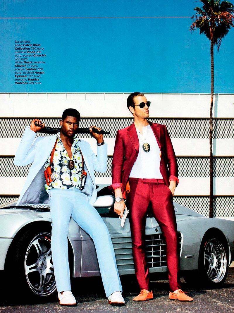 Miami Vice Fashion Bing Images