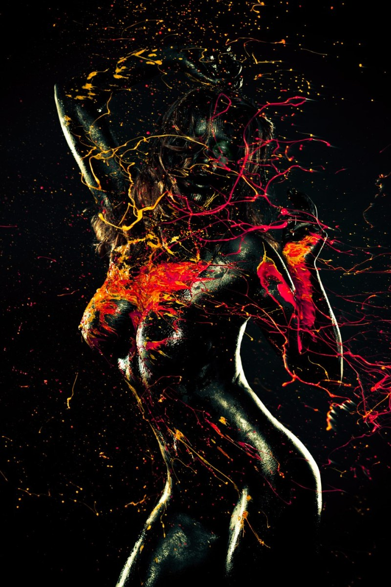 Colors Human body : illustration