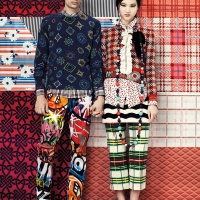 Prints and patterns fashion orgy