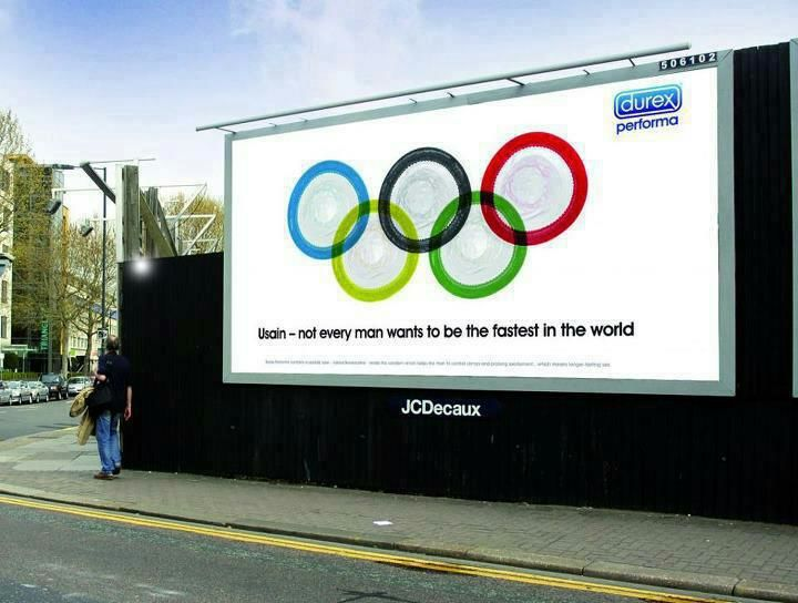 Advertisment marketing branding -  durex condom