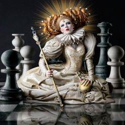 """The Regal Twelve – Elizabeth I – """"The Virgin Queen"""" (1533-1603)"""
