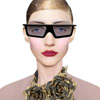 Creepy Fashion Collage