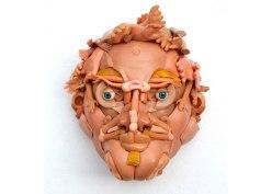Freya Jobbins - amazing toy sculptures - Chicquer Arts - blonde
