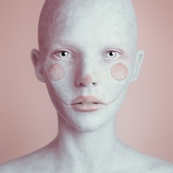 oleg dou digital art - creepy weird images - chicquero 1