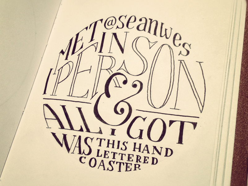 Typography Hand Lettering Pinterest Typography
