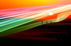 Josh Adamski fine art - chicquero landspace photography - abstratc