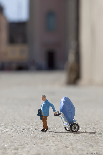 Little people project - cool miniature art - viagra old